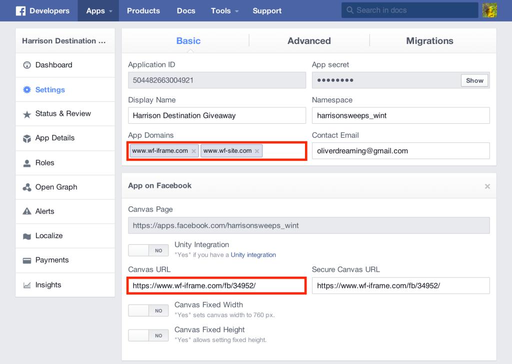 Conscient des attentes de ses clients en terme d'optimisation de profil, le géant du réseau social facebook met à leur disposition plusieurs applications.