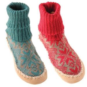 a0454f203f21a chausson-chaussette-enfant-cuir-et-laine
