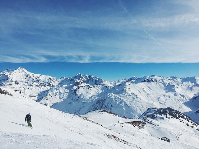 Skier hors des sentiers battus