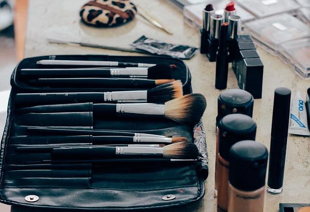 Articles de beauté