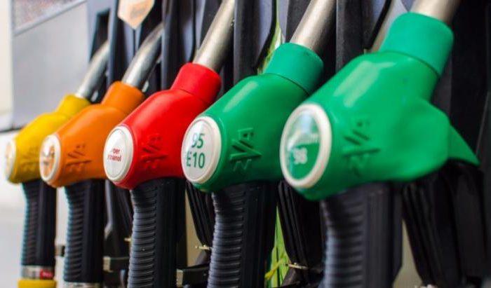 station distribution carburant