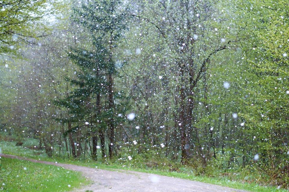 image paysage pluvieux