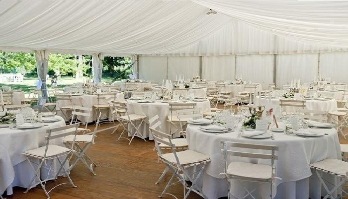 Quelle salle de réception pour votre mariage ?