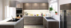 Opter pour le revêtement mural bien approprié à votre cuisine